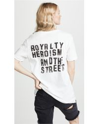 Ksubi - Limited Edition Archive Royalty Tee - Lyst