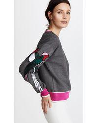 N°21 - Bird Sweatshirt - Lyst