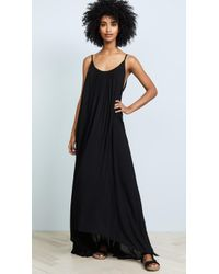 Mikoh Swimwear - Biarritz Maxi Dress - Lyst
