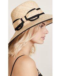 Kate Spade - Olive Drive Sun Hat - Lyst