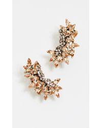 BaubleBar - Ear Adornments Crawler Earrings - Lyst
