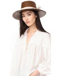 Artesano - Polo Double Cord Hat - Lyst
