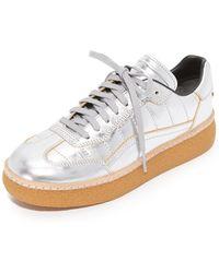 Alexander Wang - Eden Platform Sneakers - Lyst