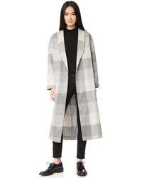 Ayr - The Robe Coat - Lyst