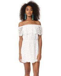 BB Dakota - Hope Off Shoulder Lace Dress - Lyst