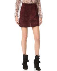 Capulet - Stella Miniskirt - Lyst
