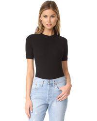 Capulet - Sandra Short Sleeve Bodysuit - Lyst