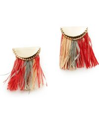 Capwell & Co - Beachy Keen Earrings - Lyst