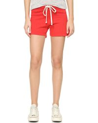 CLU - Too Basic Sweat Shorts - Lyst