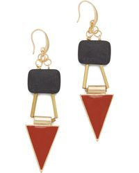 David Aubrey - Victoria Earrings - Lyst