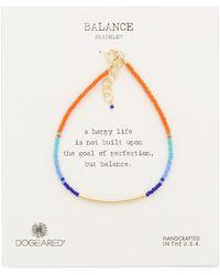 Dogeared - Balance Bracelet - Lyst