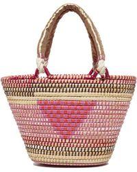 En Shalla - Basket Bag - Lyst