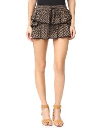 Flannel - Autumn Shorts - Lyst