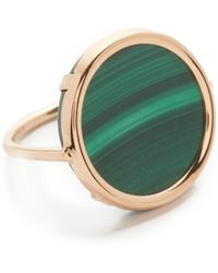 Ginette NY - Ever Disc Ring - Lyst