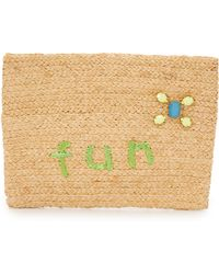 Hat Attack - Novelty Clutch - Lyst
