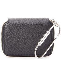 Kara - Small Zip Wallet - Lyst
