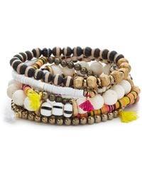 Lacey Ryan - Ibiza Bracelet Set - Lyst