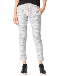 The Lady & The Sailor - Ankle Trousers - Lyst