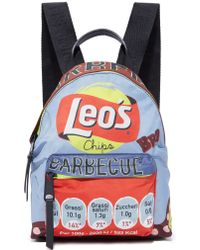 Leo - Chips Backpack - Lyst