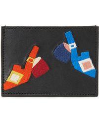 Lizzie Fortunato - Card Case - Lyst