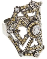 Maha Lozi - Dirty Martini Ring - Lyst