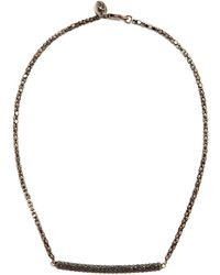 Maha Lozi - Coquette Choker Necklace - Lyst