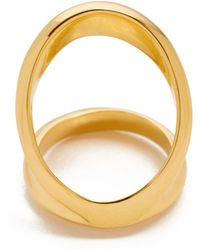 Maiyet - Double Open Arch Ring - Lyst