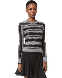 Maiyet - Long Sleeve Crew Neck Sweater - Lyst