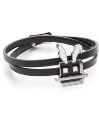 McQ - Electro Bunny Mini Bracelet - Lyst