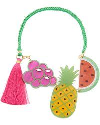 Mercedes Salazar - Tuti Fruti Necklace - Lyst