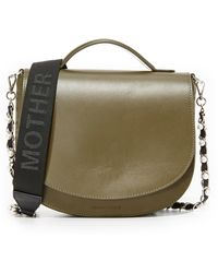 Mother Of Pearl - Saddle Bag - Lyst