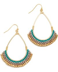 Nakamol - Aaron Earrings - Lyst