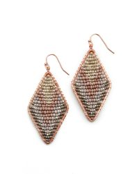 Nakamol - Faye Earrings - Lyst