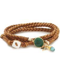 Nakamol - Tara Wrap Bracelet - Lyst