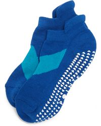 Pointe Studio - Harper Cushioned Grip Socks - Lyst