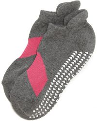 Pointe Studio - Harper Cushioned Grip Socks - Lyst