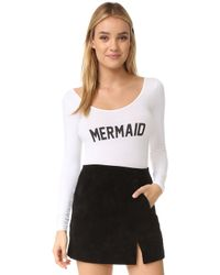 Private Party - Mermaid Bodysuit - Lyst