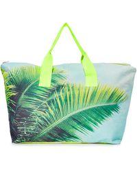Samudra - Weekender Duffel Bag - Lyst