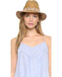 Sara Designs - Carmen Hat - Lyst