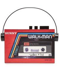 Sarah's Bag - Walkman Clutch - Lyst