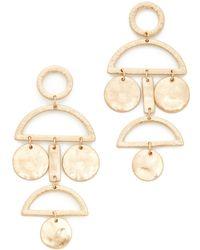 Shashi - Alicica Earrings - Lyst
