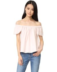 Sincerely Jules - Carmen Top - Lyst