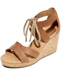 Sperry Top-Sider - Dawn Ari Wedge Sandals - Lyst