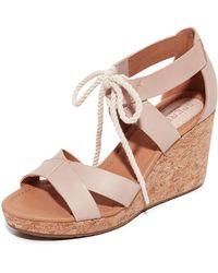 Sperry Top-Sider - Dawn Ari Wedge Sandals - Lyst