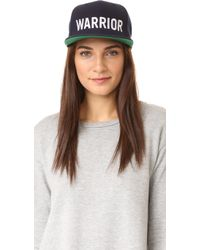 Spiritual Gangster - Warrior Hat - Lyst