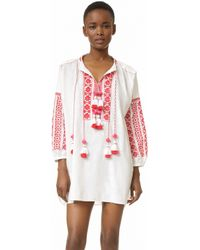 St. Roche - Willow Tunic Dress - Lyst
