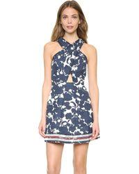 Twelfth Street Cynthia Vincent - Cross Front Dress - Lyst