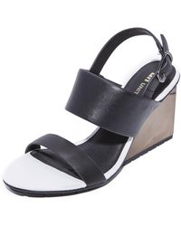 United Nude - Solid Slingback Sandals - Lyst