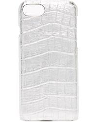 Valenz - Croc Iphone 7 Case - Lyst