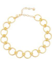 Vanessa Mooney - The Kiley Choker Necklace - Lyst
